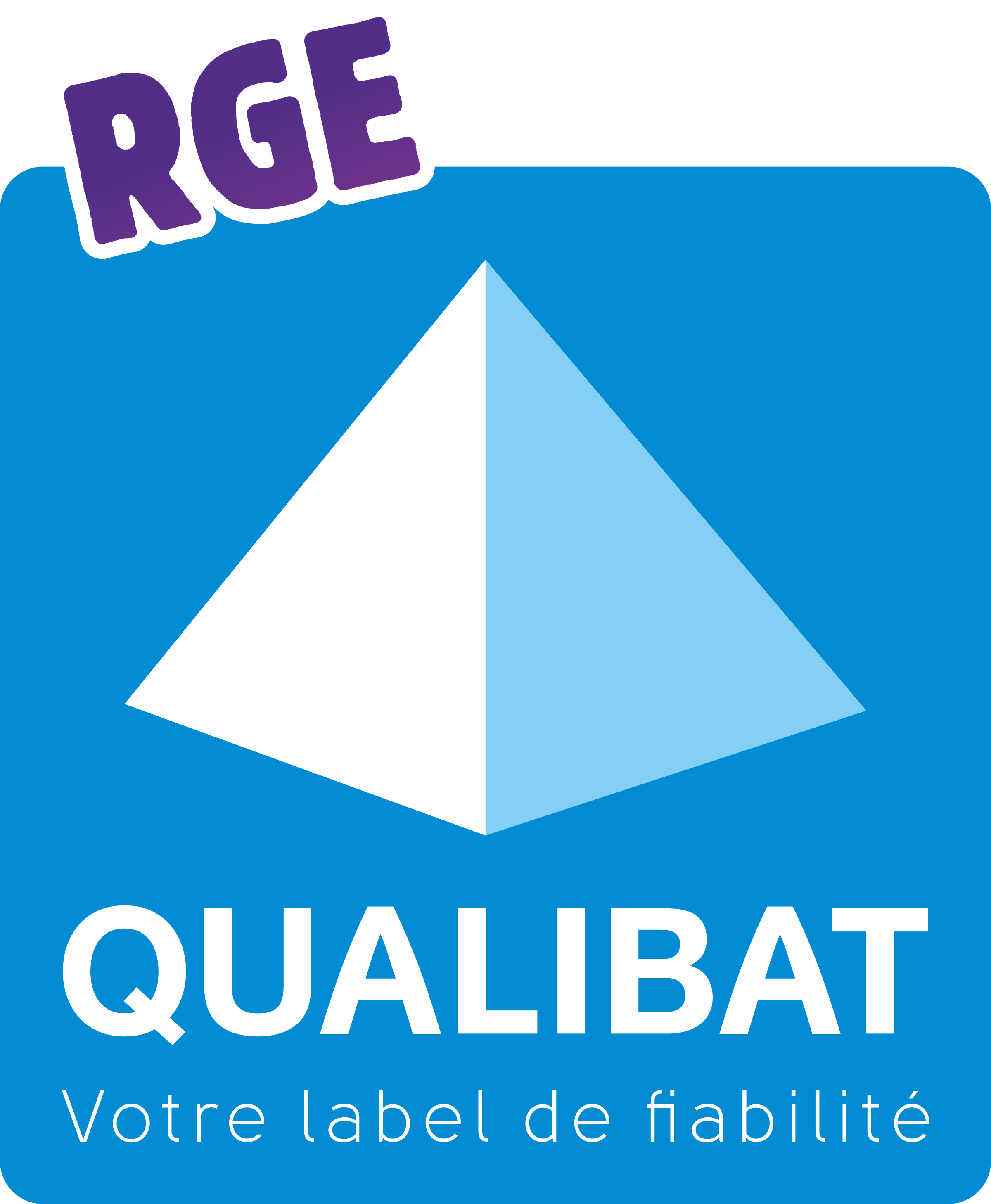 RGE Qualibat - SaintAnge